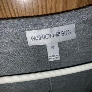 Fashion Bug Dresses - Black/grey summer dress